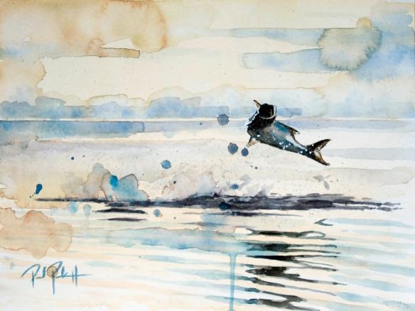 Watercolor 9 x 12