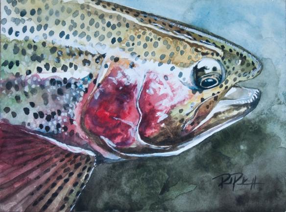 watercolor 9 x12